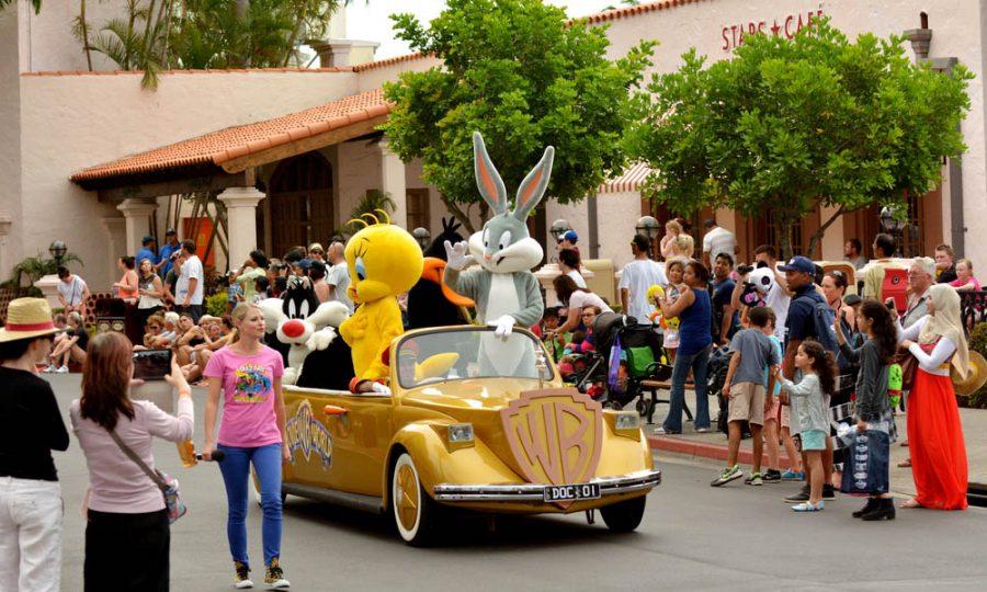 5 Best Kids Rides at Movie World Gold Coast