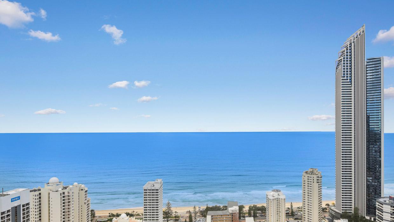 Chevron Renaissance ocean view