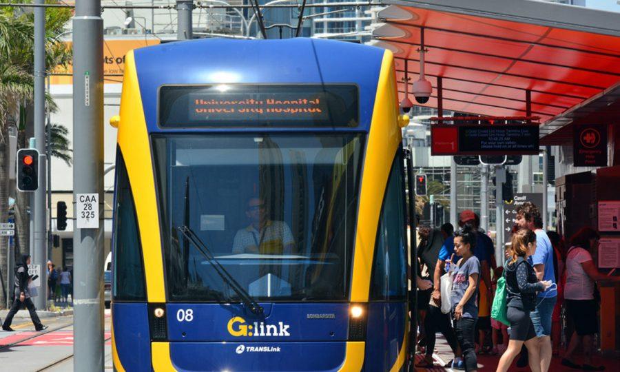 Gold Coast 2018 Transport Network