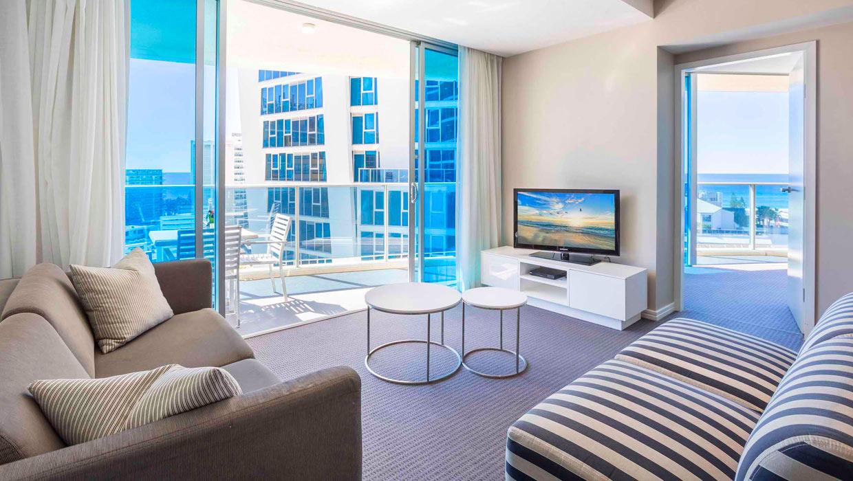 Hilton Residences Surfers Paradise