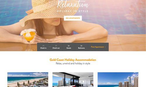 Holiday Holiday New Website