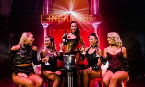 Infamous Cabaret Show