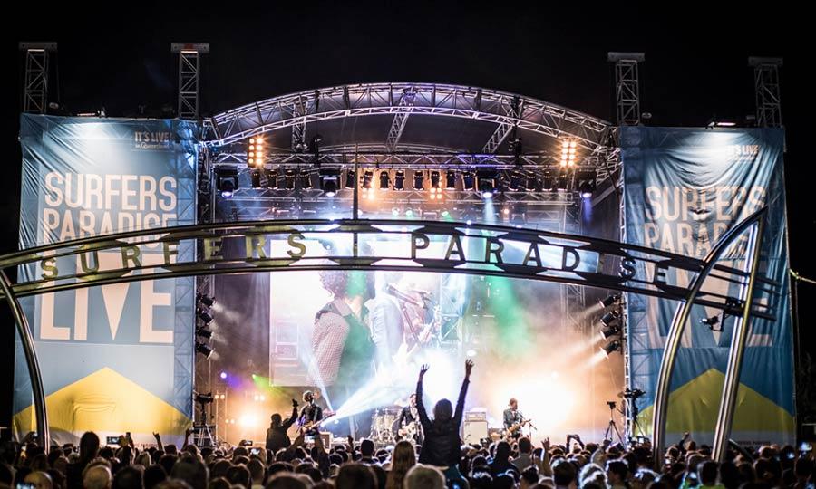 Surfers Paradise LIVE!
