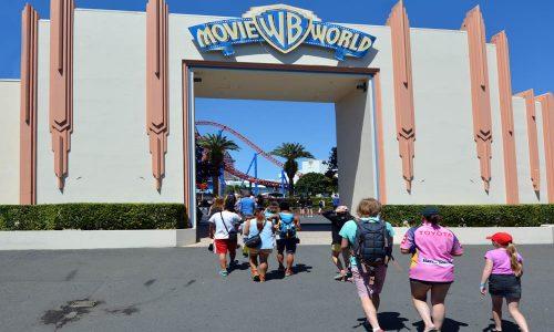 Fright Night Movie World on the Gold Coast