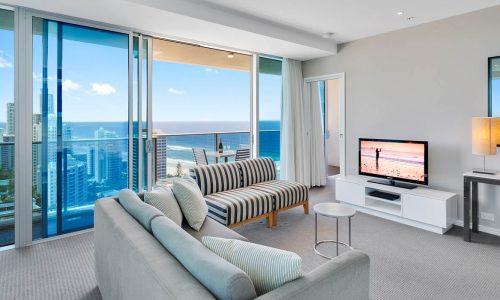H Residences Level 21 Ocean & River Views