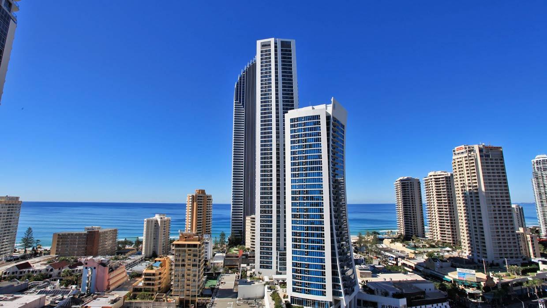 Circle on Cavill Level 19 Ocean Views Ocean and City Views