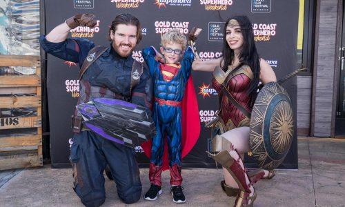 Supanova Comic Con Gold Coast